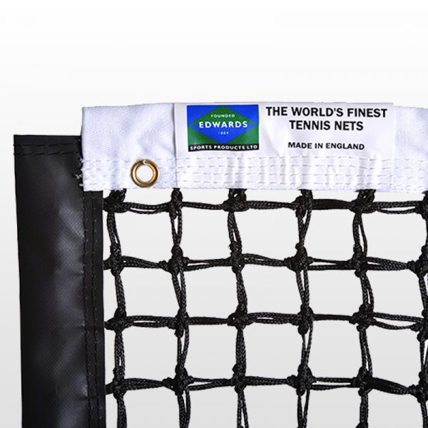 Championship Double Top Tennis Net