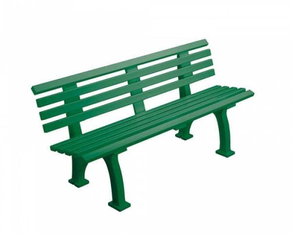 tennis court bench
