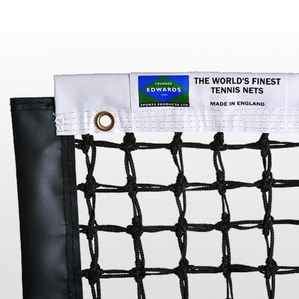 Vinyl Coated Tennis Net